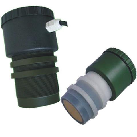 超声波液位计的传感器接收到从液面